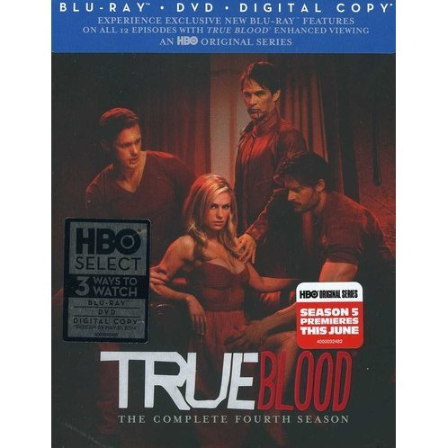 True Blood: the Complete Fourth Season [7 Discs]
