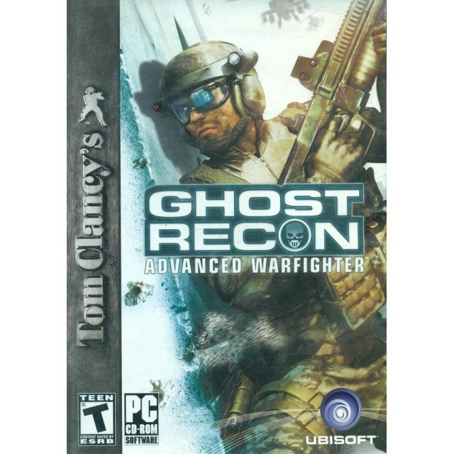 Tom Clancy's Ghost Recon Advanced Warfighter (DVD-ROM)