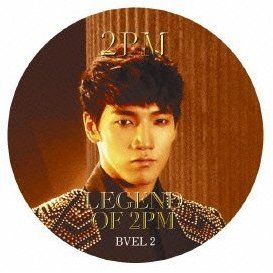 Legend Of 2pm - Jun. K Version [Limited Edition]