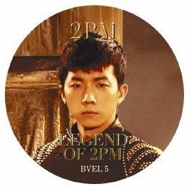 Legend Of 2pm - Wooyoung Version [Limited Edition]