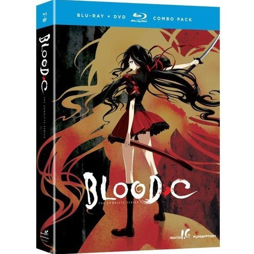 Blood-C: The Complete Series [Blu-ray+DVD]
