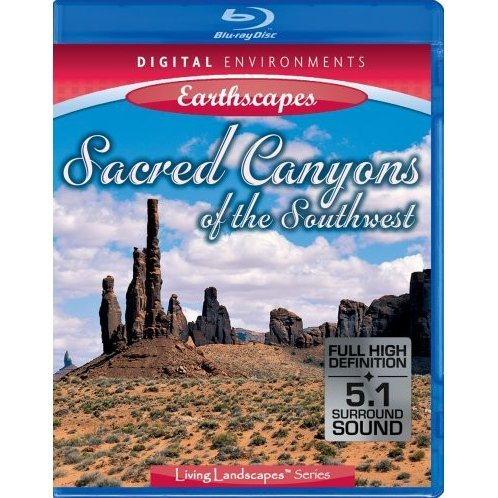 Sacred Canyons Of The Southwest