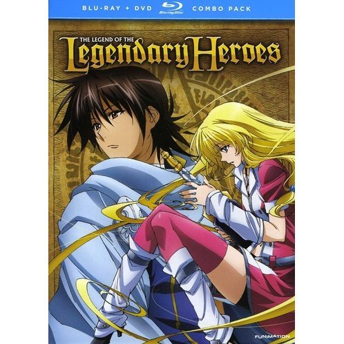 The Legend Of The Legendary Heroes: Part 1 [Limited Edition]
