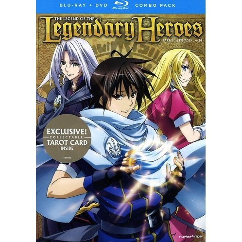 The Legend Of The Legendary Heroes: Part 2
