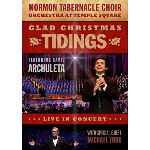 Glad Christmas Tidings (Featuring David Archuleta and Michael York)