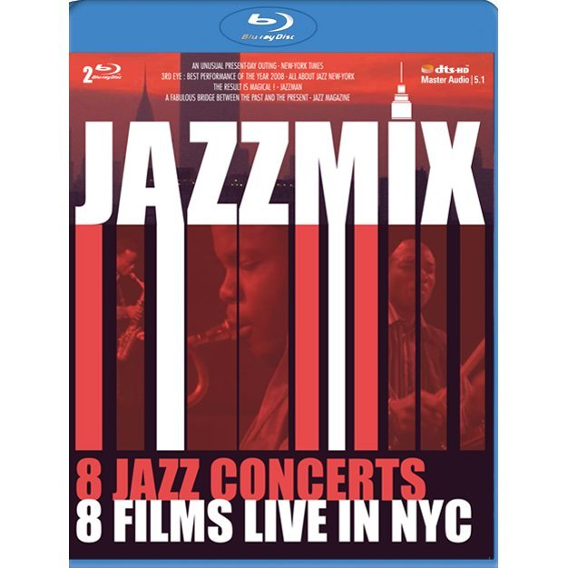 Jazzmix in NYC: Vol 1