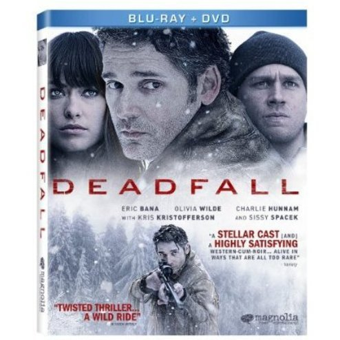 Deadfall [Blu-ray+DVD]