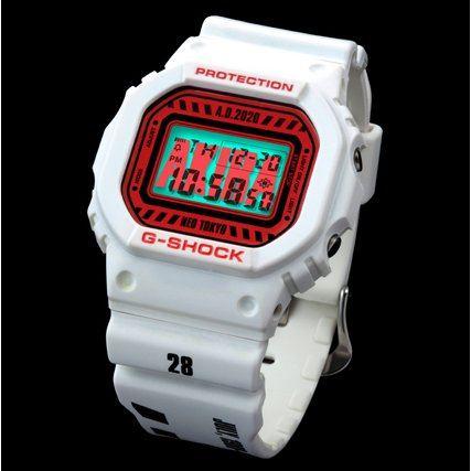 G-shock dw-5600 x citadium paris limited edition.