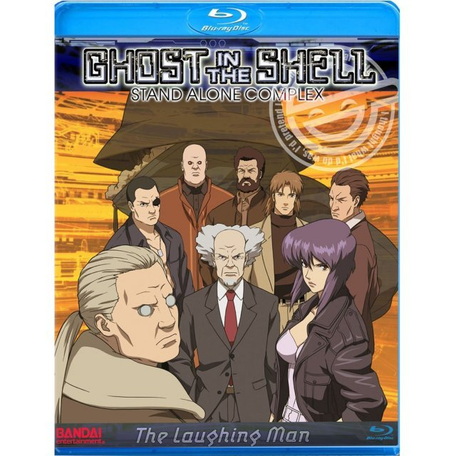 Ghost In the Shell: Stand Alone Complex: The Laughing Man