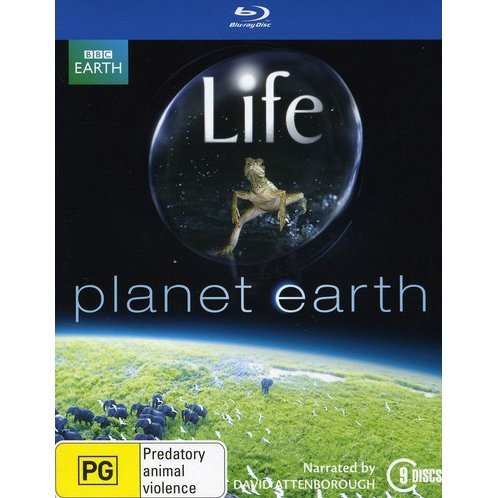 Life & Planet Earth Box Set