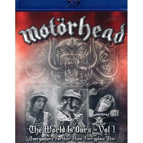 Motorhead: the World Is Ours, Vol. 1