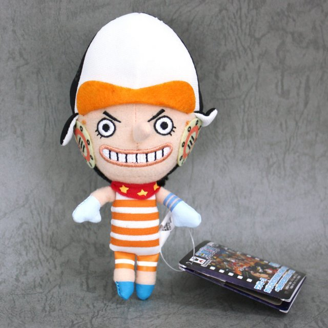 One Piece Plush Film Z Mascot Vol.2: Usopp