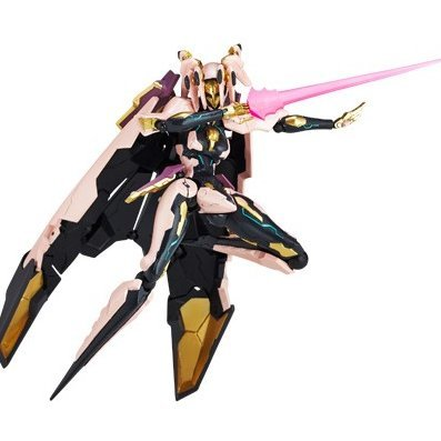 Revoltech Yamaguchi Series Anubis Zone Of The Enders No. 130 Pre-Painted Action Figure: Ardjet
