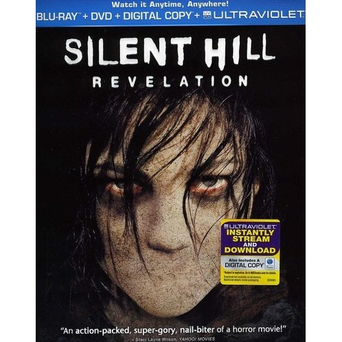 Silent Hill: Revelation [Blu-ray + DVD + UV Digital Copy]