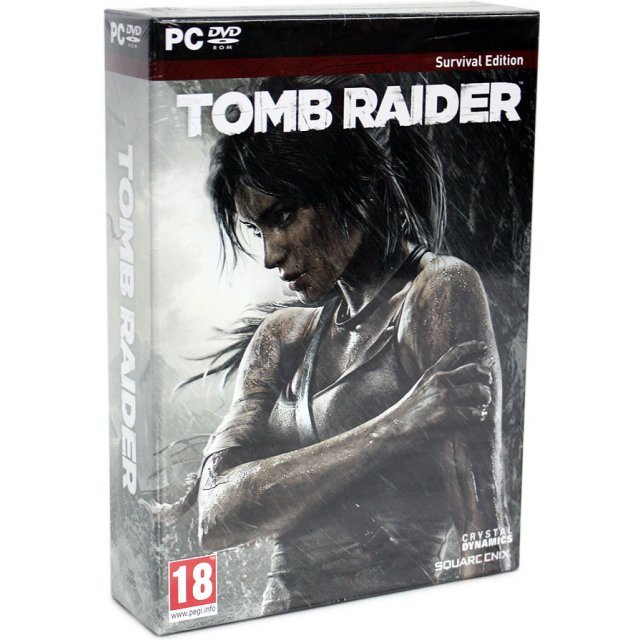Tomb Raider (Survival Edition) (DVD-ROM)