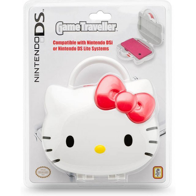 Hello Kitty GameTraveller Carrying Case