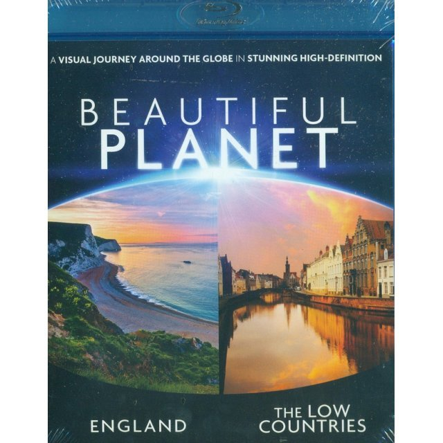 Beautiful Planet: England and the Low Countries
