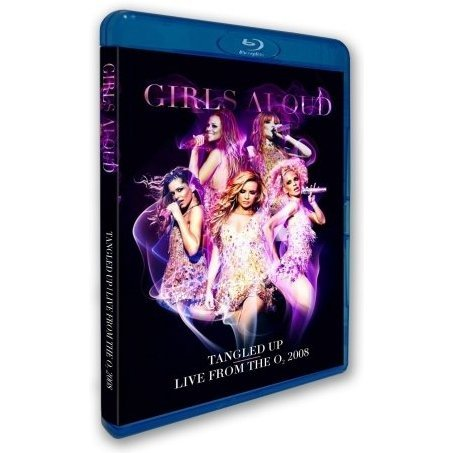 Girls Aloud: Tangled Up Tour-Live From the O2
