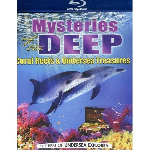 Mysteries of the Deep: The Best of Undersea Explorer - Coral Reefs & Undersea Adventures