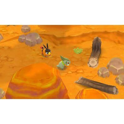 pokémon mystery dungeon: gates to infinity rom