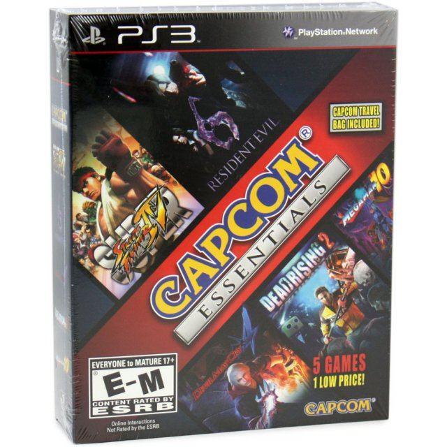 Capcom Essentials