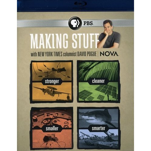 NOVA: Making Stuff