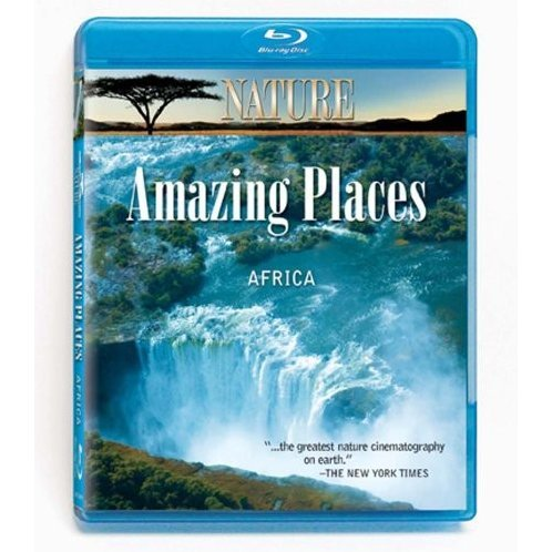 Nature: Amazing Places Africa