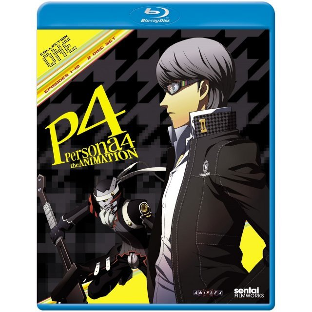 Persona 4 the Animation: Collection 1