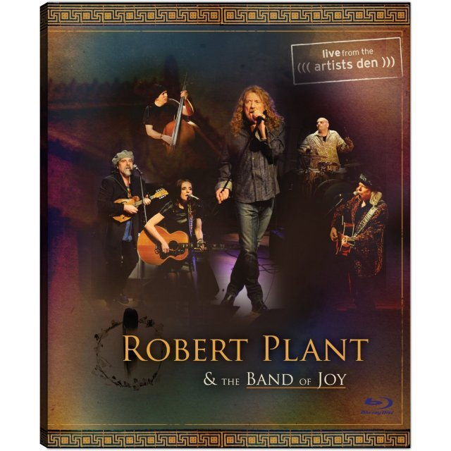 Robert Plant & The Band of Joy: Live from the Artists Den