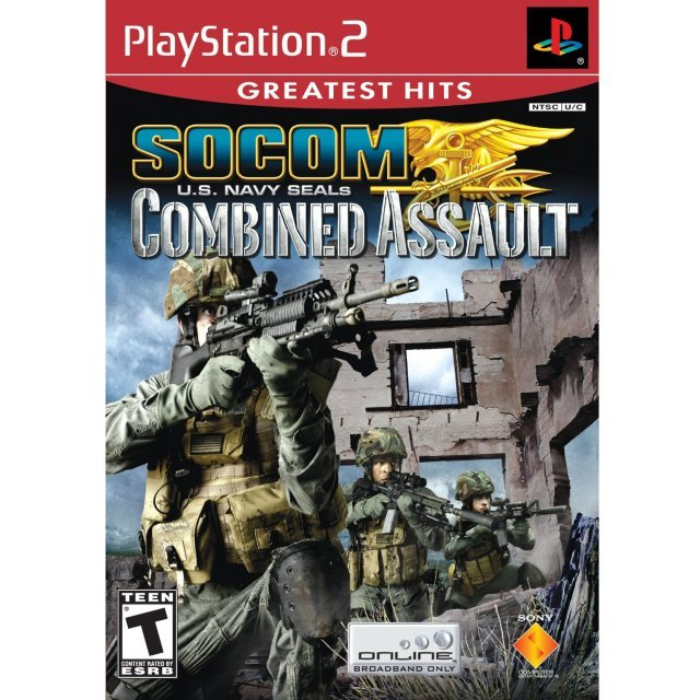 SOCOM: U.S. Navy SEALs: Combined Assault (Greatest Hits)