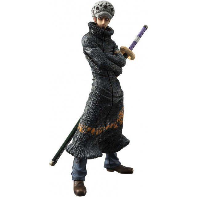 Excellent Model One Piece Sailing Again 1/8 Scale Pre-Painted PVC Figure: Trafalgar Law (Re-Run)