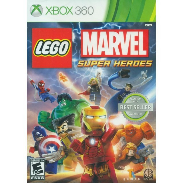 LEGO Marvel Super Heroes (Platinum Hits)
