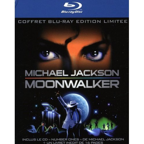 Moonwalker: French Deluxe Edition