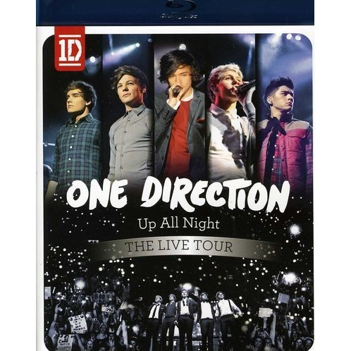 One Direction - Up All Night: The Live Tour