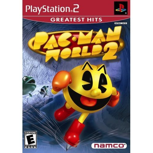 Pac-Man World 2 (Greatest Hits)