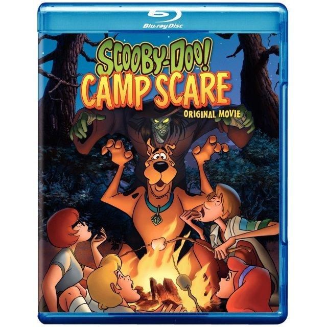 Scooby Doo! Camp Scare