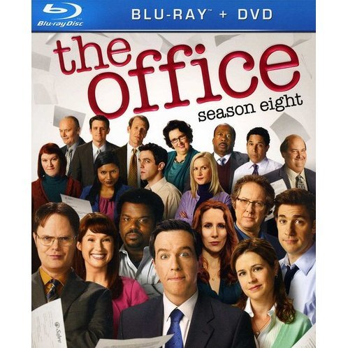 The Office: Season Eight [DigiPack / Blu-ray/DVD Combo + UV Digital Copy]