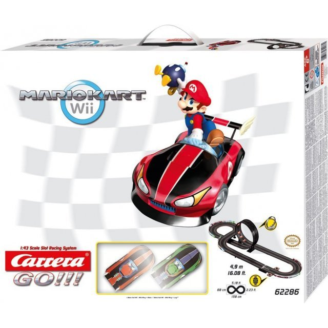 Carrera 62286 Mario Kart Wii: Race Set