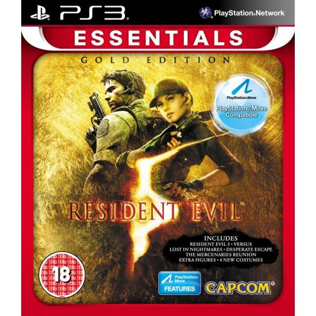 Resident Evil 5: Gold Edition (Essentials)