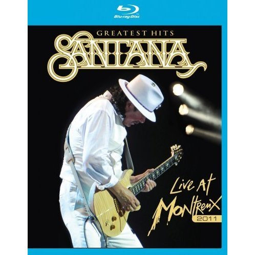 Santana:Live at Montreux 2011