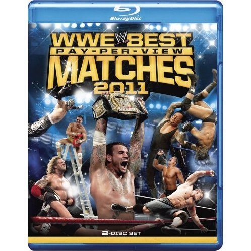 WWE: Best Pay-Per-View Matches 2011