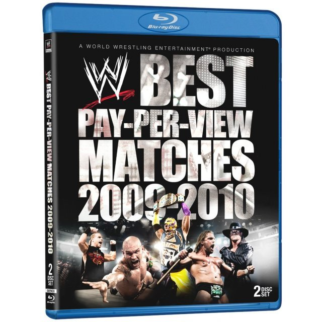 WWE: Best Pay-per-View Matches 2009-2010