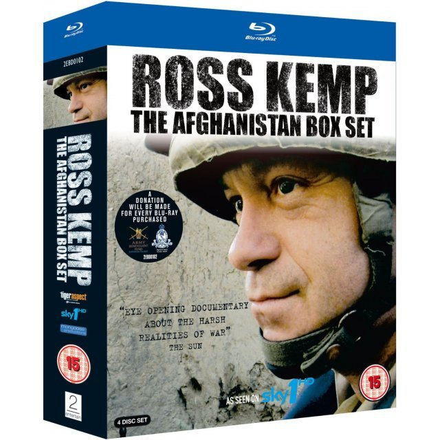 Afghanistan & Return to Afghanistan Box Set