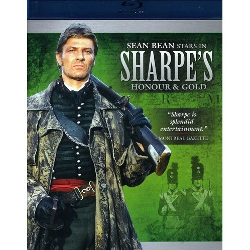 Sharpe's Honor & Gold
