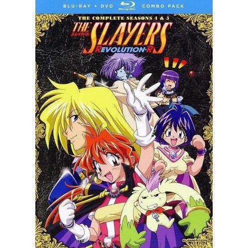 Slayers: Season 4-5