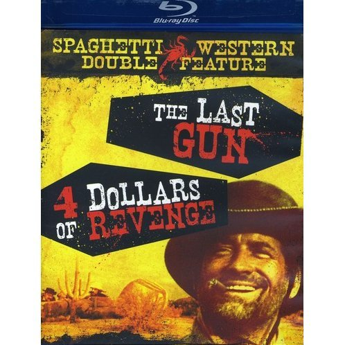 Spaghetti Western Vol. 2: The Last Gun / Four Dollars Of Revenge