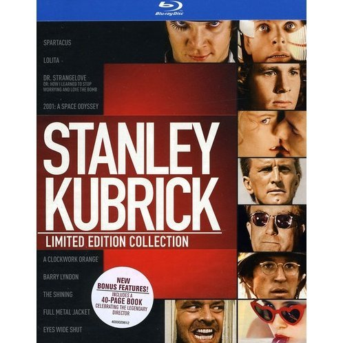 Stanley Kubrick Limited Edition Collection