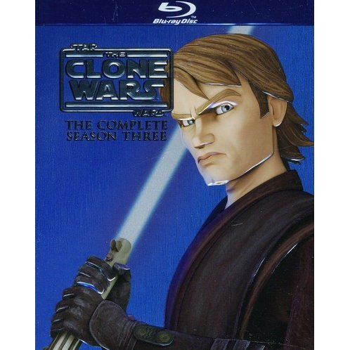 Star Wars: The Clone Wars, The Complete Season Three