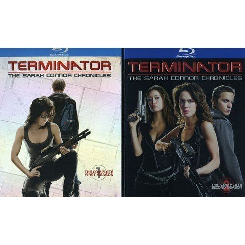 terminator the sarah connor chronicles seasons 1 amp 2