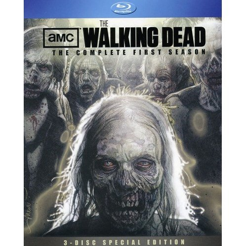 The Walking Dead: The Complete First Season [3-Disc Special Edition]
